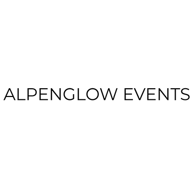 alpenglow events logo